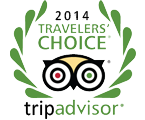 Certificat d'excellence 2014 - couleur Café Trip TripAdvisor