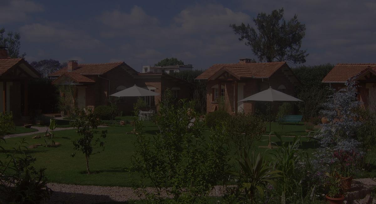 Hébergement - Bungalows Couleur Café Antsirabe