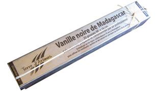 Vanille noire - Boutique Couleur Café Antsirabe