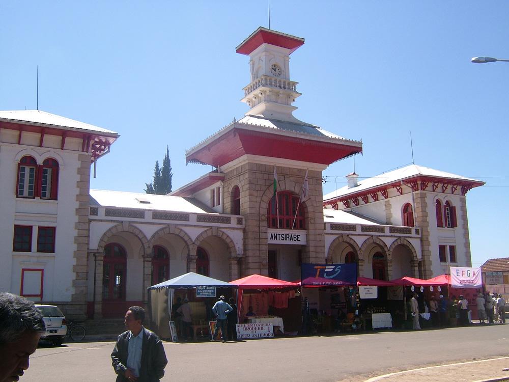 Découvertes d'Antsirabe et ses alentours