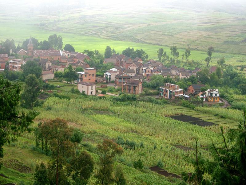 Découvertes paysages d'Antsirabe - Couleur Café