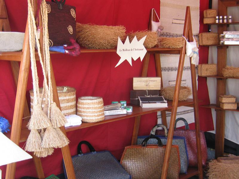 Boutique d'artisans - Couleur Café Antsirabe
