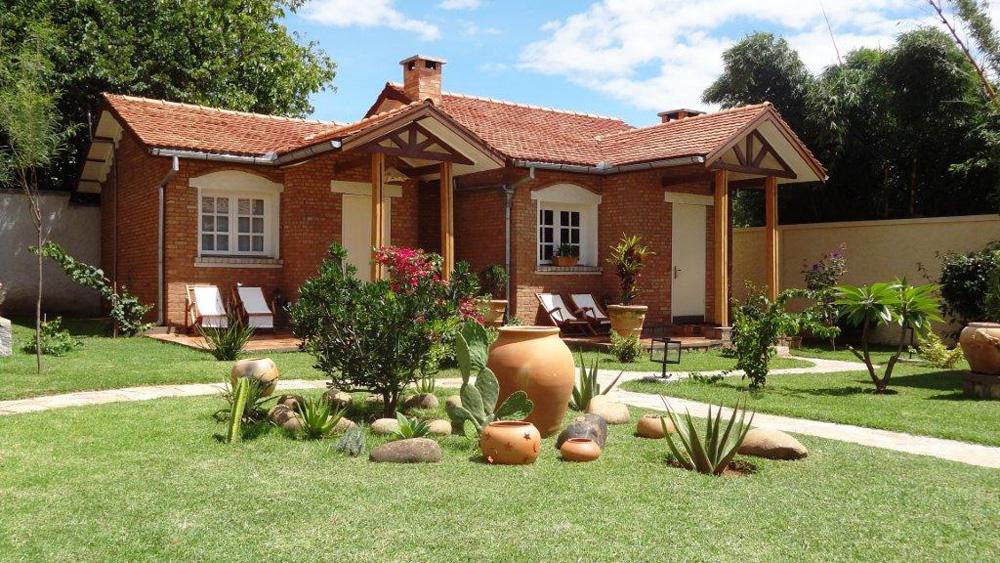 Bungalow - Hébergement Couleur Café Antsirabe