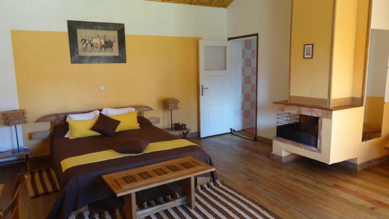 Chambres d'hôtes - Couleur Café Antsirabe